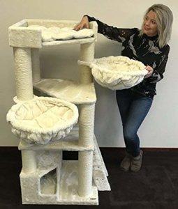 Katzenkratzbaum für große Katzen